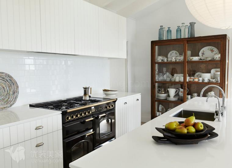 厨房储物案例