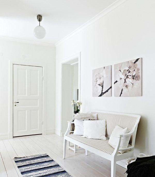 玄关烤漆门图片