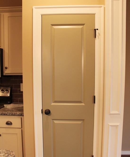 室内烤漆门贴图