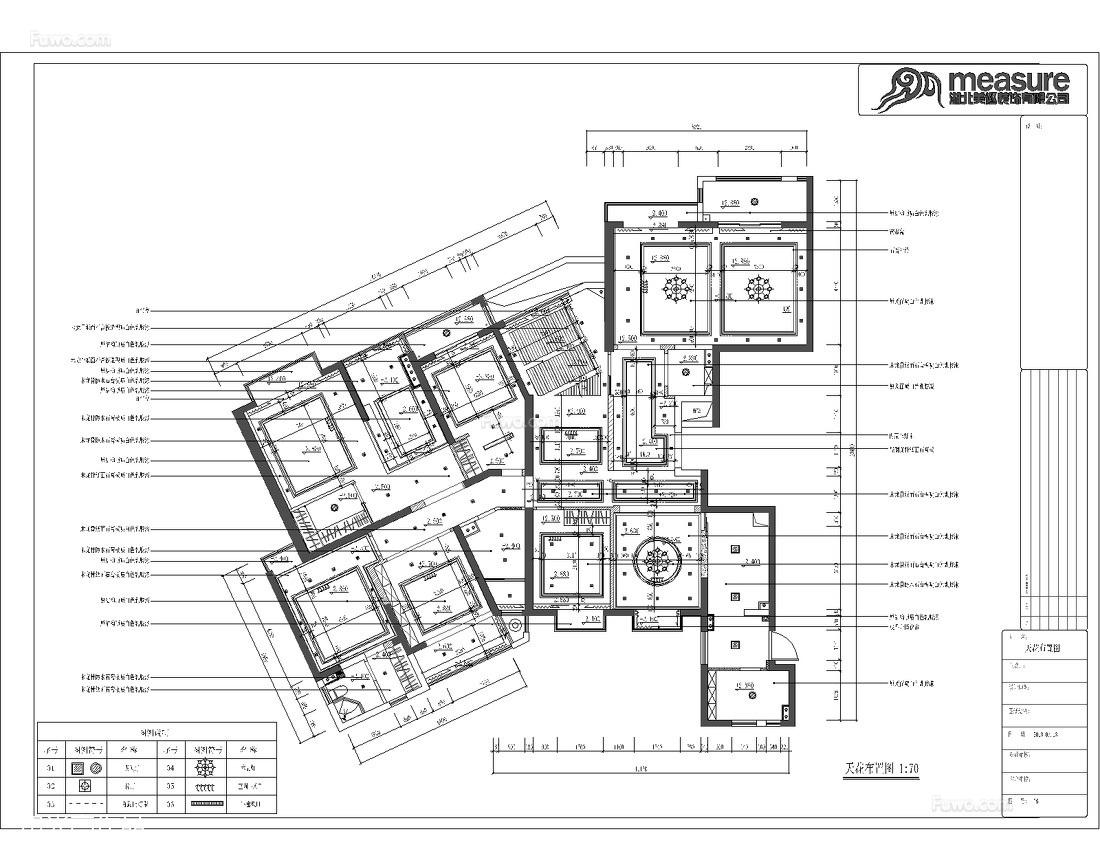 家装设计施工图纸
